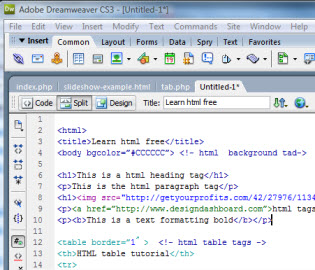 Html Friends Ordered List Source Code Page Create A Web Page